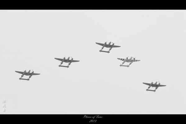 Planes of Fame, Chino Airshow 2013